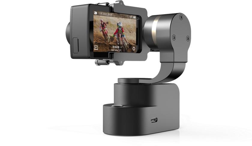 Партнер Xiaomi выпустил ручной стабилизатор для экшн-камер
