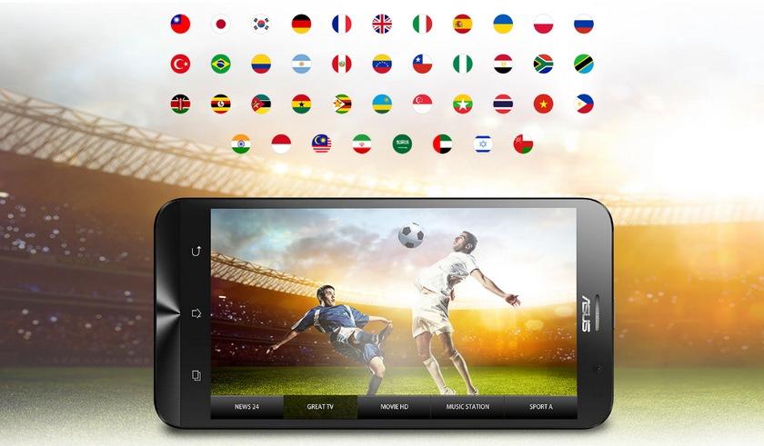 ASUS ZenFone Go: два компактных бюджетника ифаблет споддержкойТВ