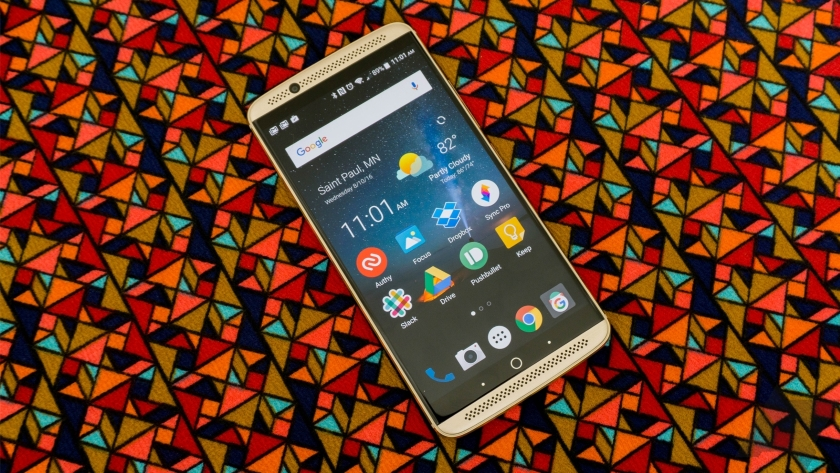 ZTE Axon 7 received the beta version of Android 8.0 Oreo