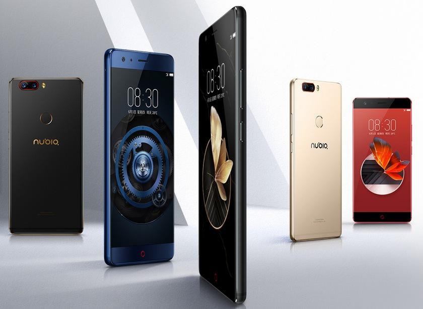 Криштиану Роналду рекламирует Nubia Z17 как «по-настоящему безрамочный смартфон»