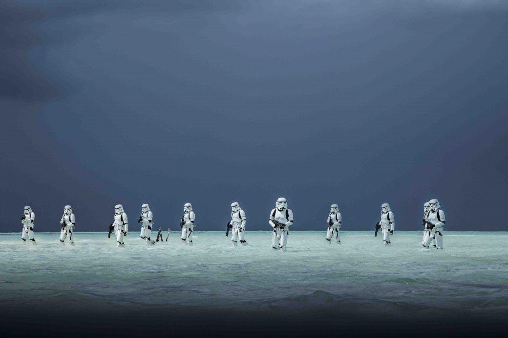 «Звёздные Войны» без джедаев: рецензия на «Изгой Один»