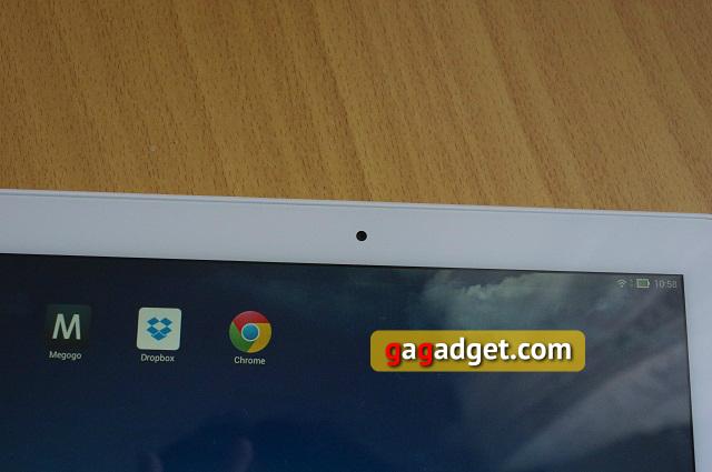 Обзор бюджетного 10-дюймового планшета Asus Memo Pad 10 (ME102A)-10