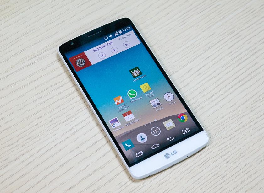 Обзор смартфона LG G3 Stylus-2
