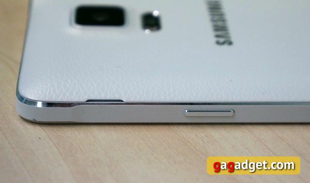 Пульт управления космолетом. Обзор Samsung Galaxy Note 4-8