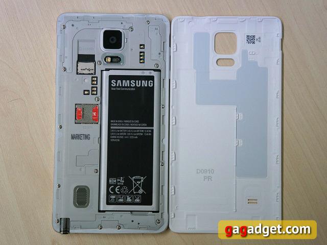 Пульт управления космолетом. Обзор Samsung Galaxy Note 4-19