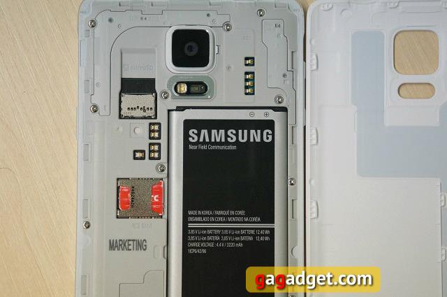 Пульт управления космолетом. Обзор Samsung Galaxy Note 4-20