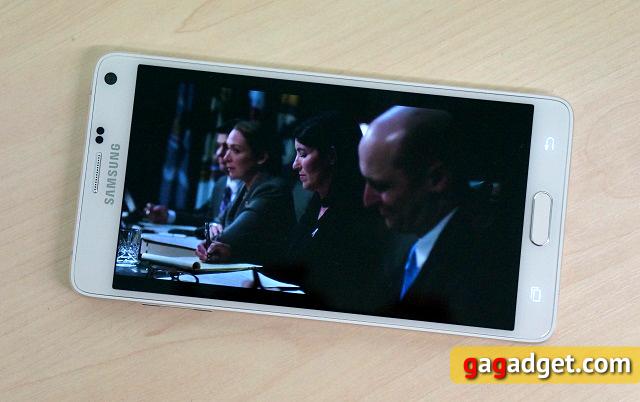 Пульт управления космолетом. Обзор Samsung Galaxy Note 4-2