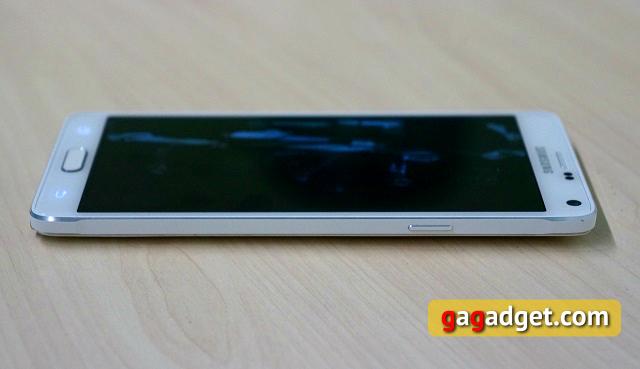 Пульт управления космолетом. Обзор Samsung Galaxy Note 4-3