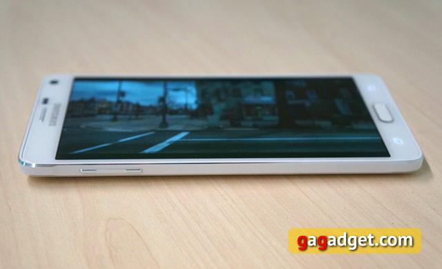 Пульт управления космолетом. Обзор Samsung Galaxy Note 4-4
