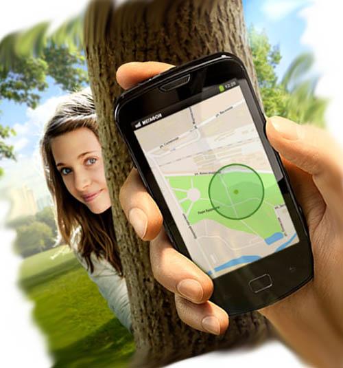 как определить местоположение отключенного телефона