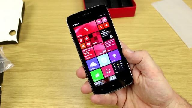 ТехноПарк: Обзор первого смартфона Prestigio на Windows Phone 8.1