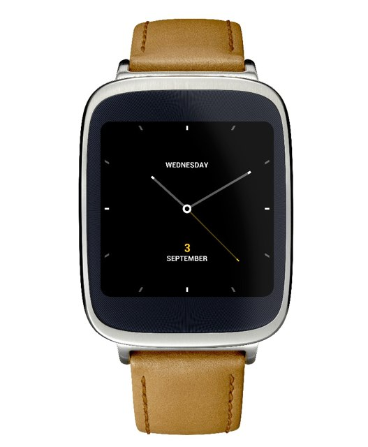 Asus ZenWatch (WI500Q): 200 евро за часы на Android Wear-3