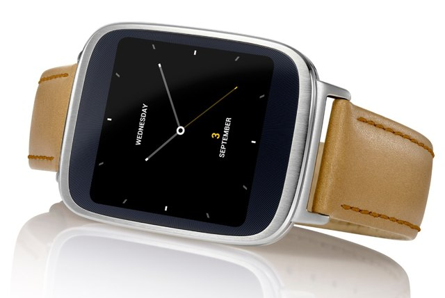 Asus ZenWatch (WI500Q): 200 евро за часы на Android Wear-2