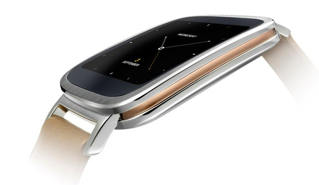 Asus ZenWatch (WI500Q): 200 евро за часы на Android Wear
