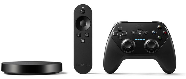 Nexus Player: медиаплеер на Android/Atom