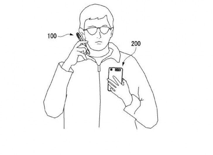 LGзапатентовала заменяющую смартфон ручку