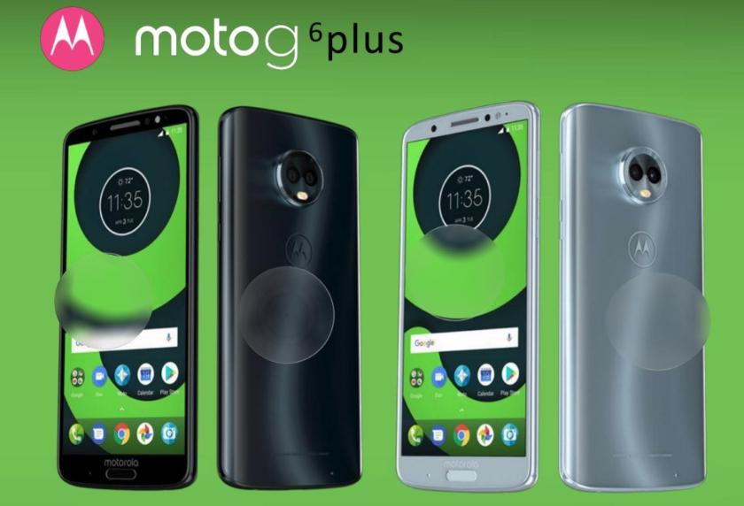 Вweb-сети интернет опубликовали изображение телефона Moto E5