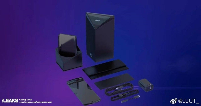 Motorola Razr наофициальных рендерах: «раскладушка» сгибким экраном