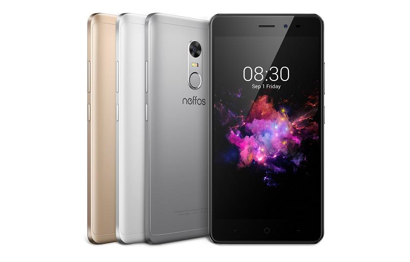 В РФ стартовали продажи телефона Neffos X1 Max