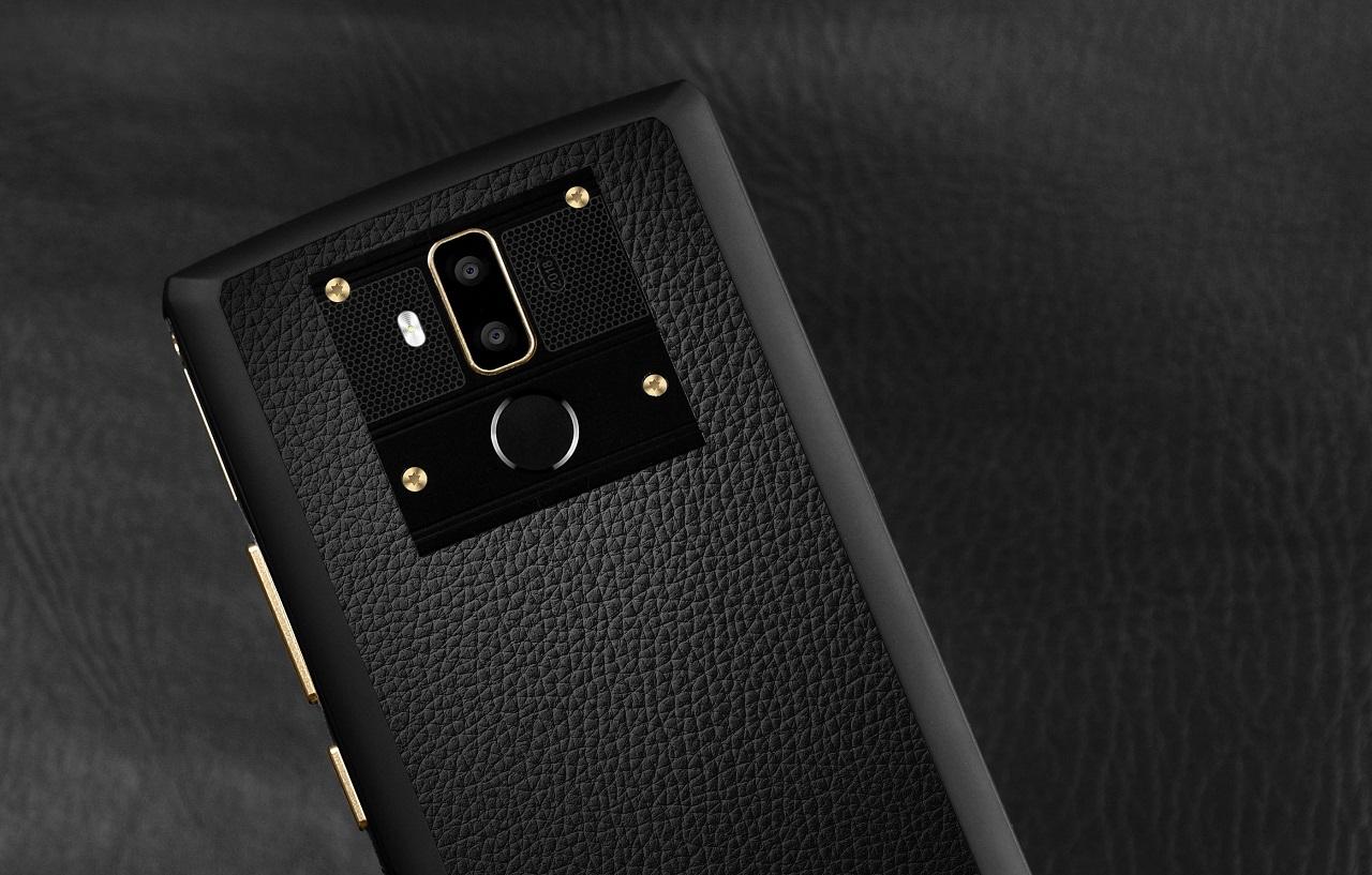 Смартфон Oukitel К7 обзаведется сверхемкостной батареей на10 000 мАч
