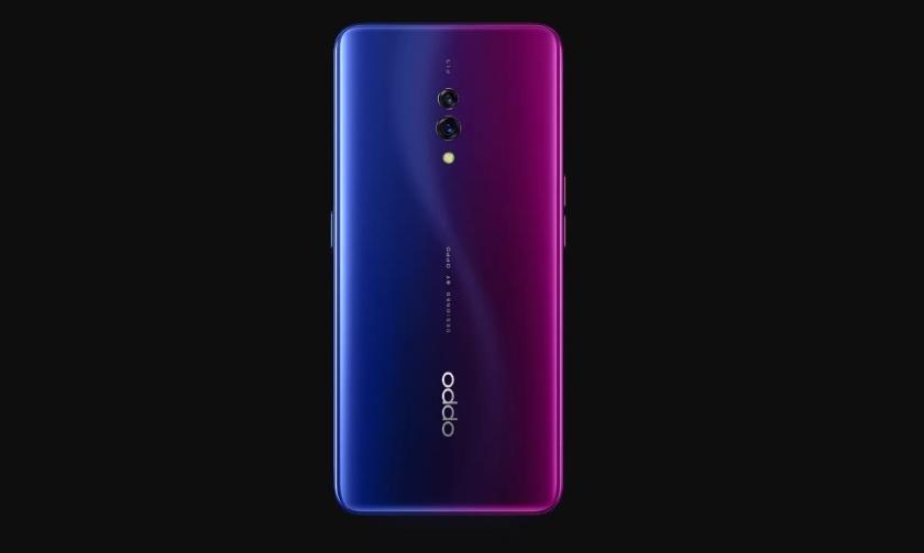 Анонс телефона OPPO K3: выдвижная камера исканер отпечатков вдисплее