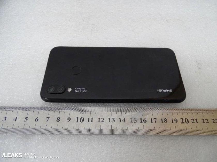 Всша показали новый смартфон huawei p20 lite