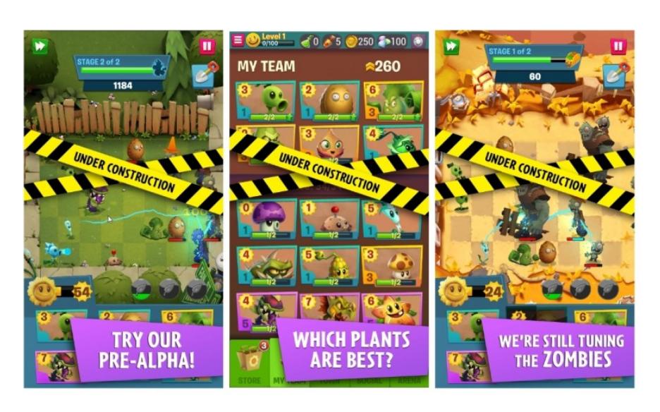 Анонсировали Plantsvs. Zombies 3