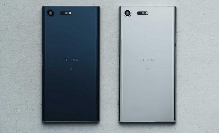 Вглобальной сети появилось изображение телефона Сони XperiaXZ премиум
