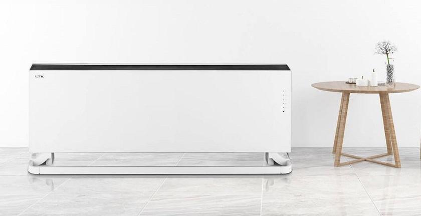 Xiaomi выпустила электрообогреватель с результативной площадью 30 кв. м. - Магазин