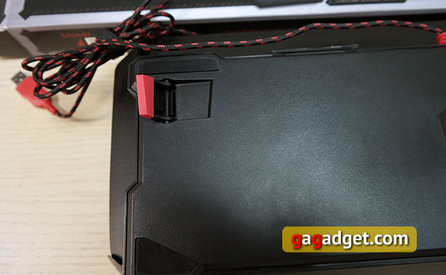 Обзор геймерской клавиатуры A4Tech Bloody B540 с механическими переключателями Greentech-12