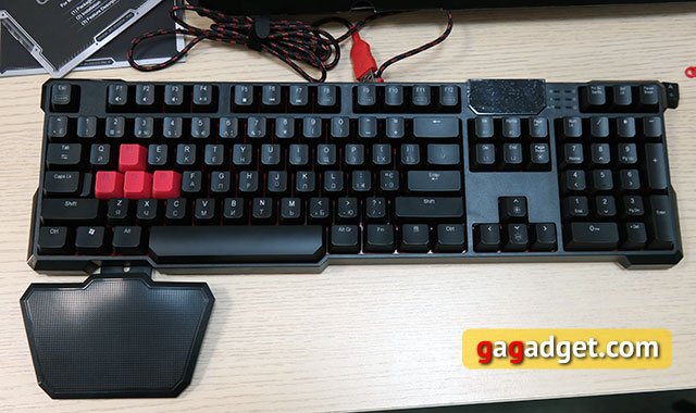 Обзор геймерской клавиатуры A4Tech Bloody B540 с механическими переключателями Greentech-6