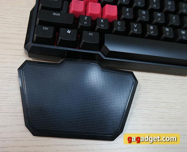 Обзор геймерской клавиатуры A4Tech Bloody B540 с механическими переключателями Greentech-9