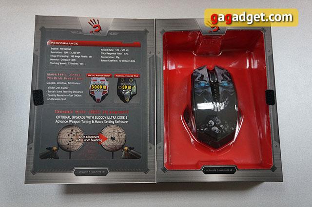 Обзор беспроводной геймерской мышки A4Tech Bloody R8-3