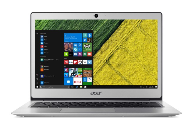 Автономность Acer Swift 1 иSwift 3 усовершенствована