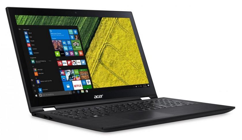 IFA 2016: ноутбук Acer сизогнутым дисплеем