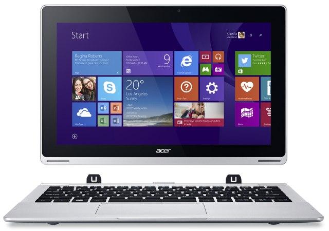 Ноутбуки-перевертыши Acer R 13, R 14 и Aspire Switch 11-4