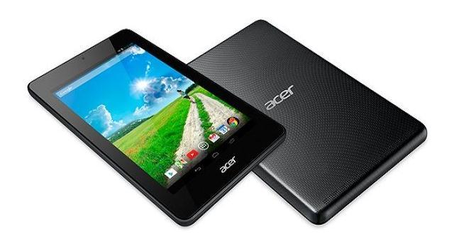 Acer готовит к выпуску планшет Iconia One 7 B1-750 на Intel Bay Trail за 100 евро
