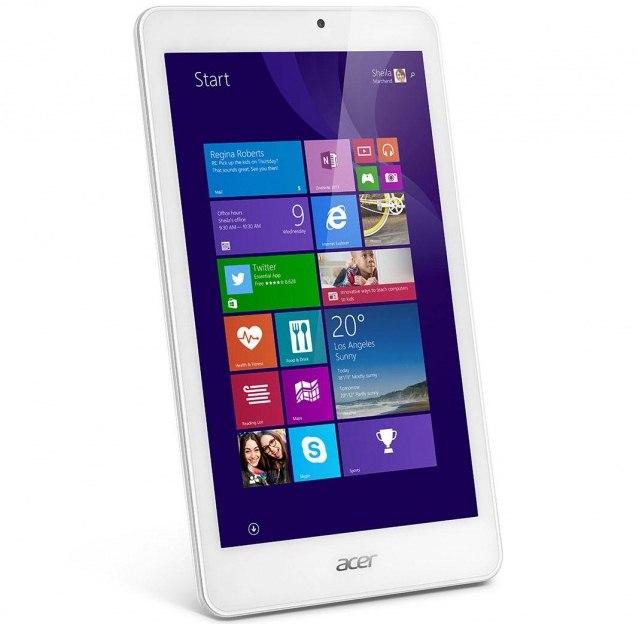 Acer привезла на IFA 2014 три планшета Iconia Tab 8 W, Iconia Tab 10 и Iconia One 8