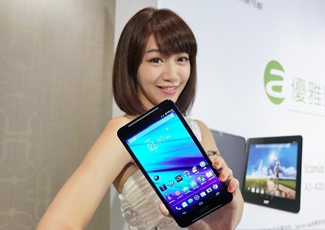 Acer выпустила планшет Iconia Talk S с 64-битным процессором и телефонными функциями-2