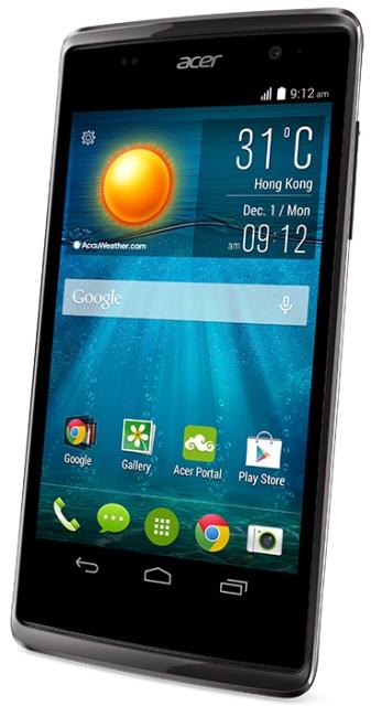 Acer привезла в Украину Двухсимный смартфон Liquid Z500 с IPS-дисплеем-2