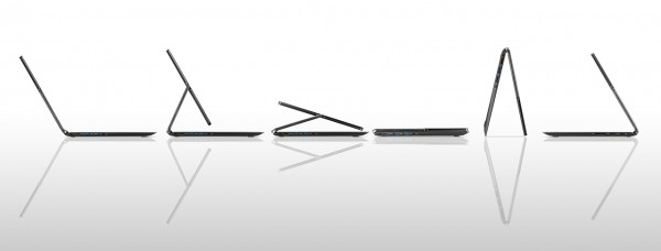 Ноутбуки-перевертыши Acer R 13, R 14 и Aspire Switch 11-2