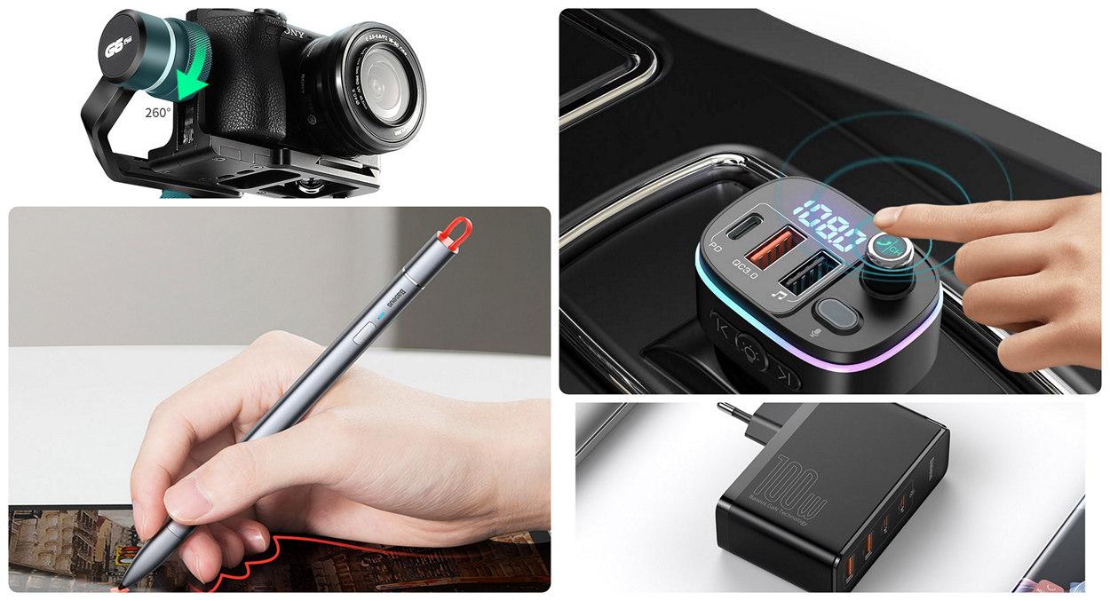 Скидки недели на AliExpress: TWS-наушники, «умные» гаджеты и аксессуары для смартфонов-3