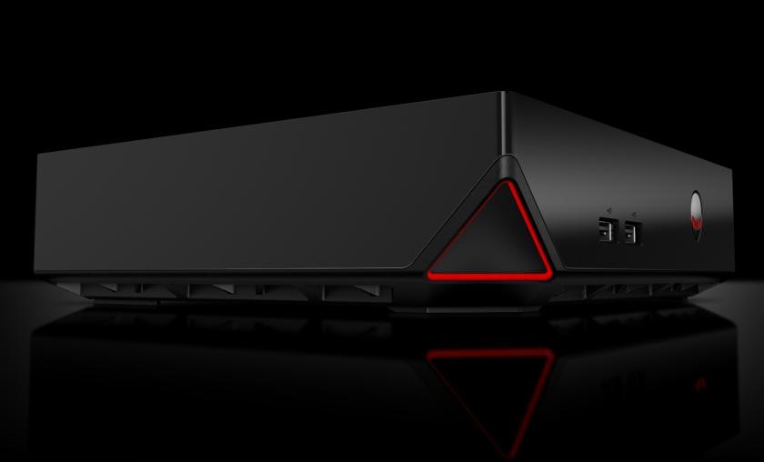 Игровой мини-ПК Alienware Alpha с NVIDIA GeForce GTX 860M оценили в $550