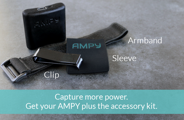 AMPY: кинетическое зарядное устройство для гаджетов-2