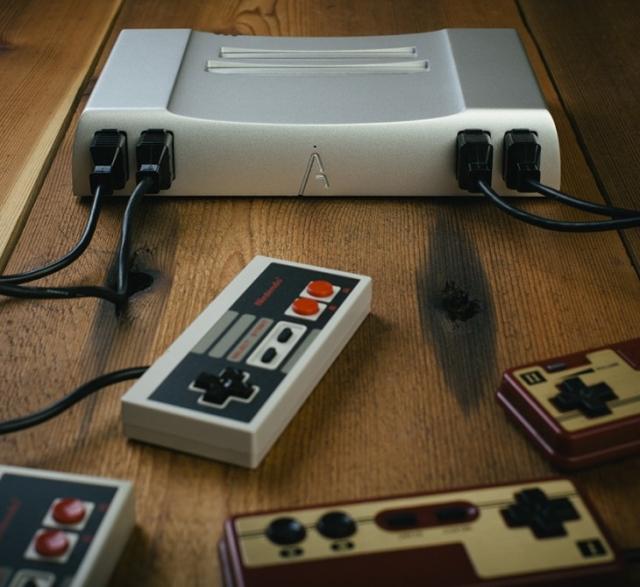 Консоль Nintendo NES переродилась в алюминиевом корпусе Analogue Nt