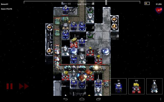 Скачать лучшие игры Tower Defense (TD, защита …