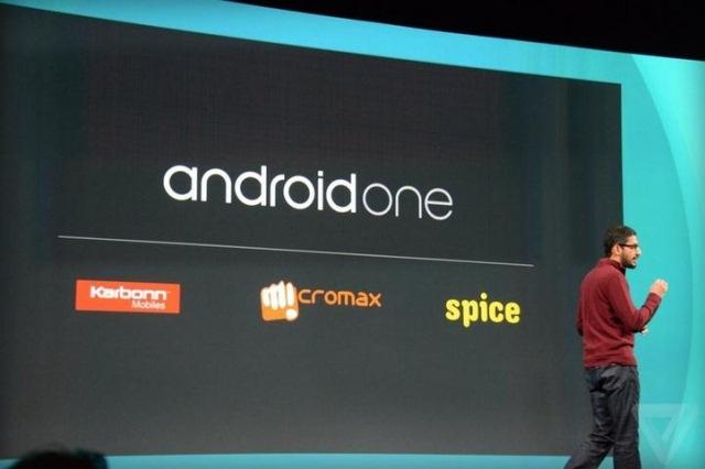 Google представила первые смартфоны программы Android One