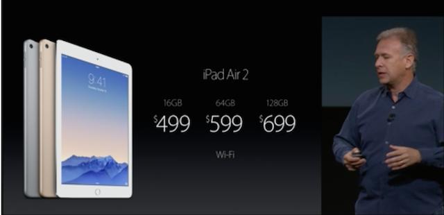 Презентация Apple (октябрь 2014): iPad Air 2, iPad mini 3, iMac с Retina-экраном и новый Mac mini-8