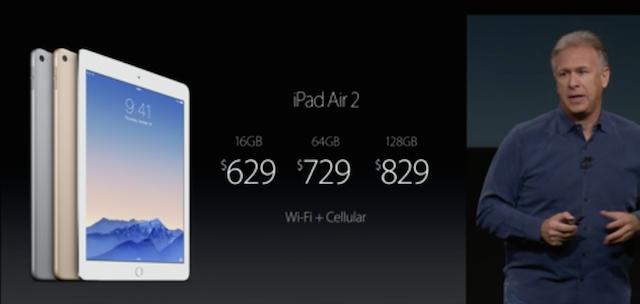 Презентация Apple (октябрь 2014): iPad Air 2, iPad mini 3, iMac с Retina-экраном и новый Mac mini-9
