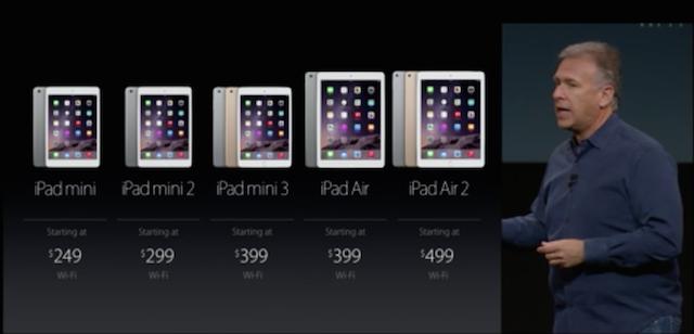 Презентация Apple (октябрь 2014): iPad Air 2, iPad mini 3, iMac с Retina-экраном и новый Mac mini-7